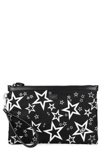 Millennials nylon pouch-bag, Poches Dolce & Gabbana man