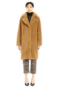 Camille faux fur coat, Faux Fur and Shearling Stand Studio woman