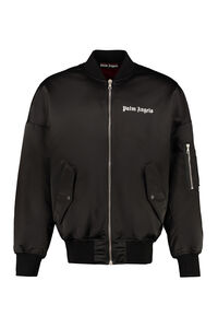 Padded bomber jacket, Bomber jackets Palm Angels man