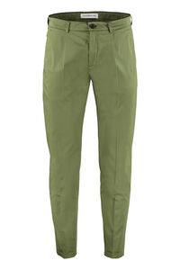 Prince stretch cotton tapered trousers, Casual trousers Department 5 man