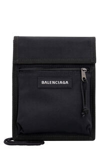 Explorer nylon messenger-bag, Messenger bags Balenciaga man