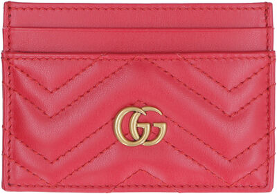 GG Marmont leather card holder