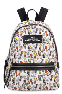Nylon backpack with patch - Peanuts x Marc Jacobs, Backpack Marc Jacobs woman