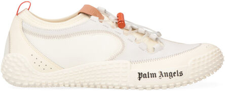 Techno-fabric and leather sneakers, Low Top Sneakers Palm Angels man