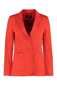 Gemona single-breasted two-button blazer, Blazers Weekend Max Mara woman