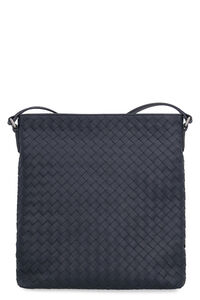 Messanger leather shoulder bag, Messenger bags Bottega Veneta man