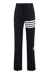 Cotton trousers, Formal trousers Thom Browne man