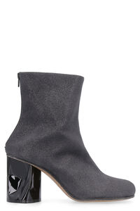 Glittery fabric ankle-boots, Ankle Boots Maison Margiela woman