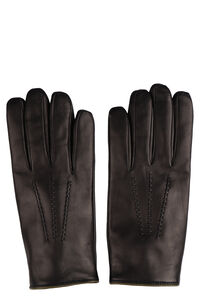 Leather gloves, Gloves Dolce & Gabbana man