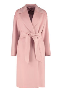Fazio wool and cashmere coat, Knee Lenght Coats Max Mara Studio woman