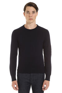 Crew-neck wool sweater, Crew necks sweaters Thom Browne man