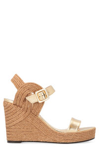 Delphi rope wedge sandals, Wedges Jimmy Choo woman