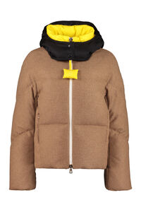 Stonory full zip padded jacket, Down Jackets 1 Moncler JW Anderson woman