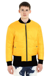 Reversible bomber jacket with logo, Bomber jackets CALVIN KLEIN JEANS EST. 1978 man