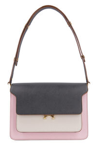 Trunk leather bag, Shoulderbag Marni woman