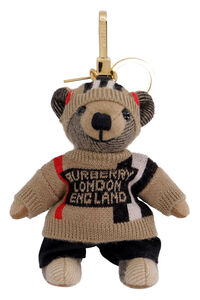 Thomas Icon Teddy bear key-ring, Keyrings Burberry woman