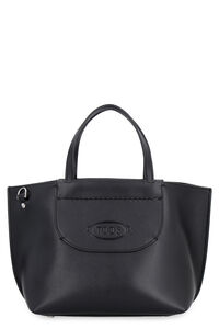 Mini leather tote, Tote bags Tod's woman