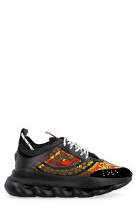 Chain Reaction sneakers, Low Top Sneakers Versace man