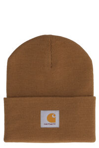 Ribbed knit beanie, Hats Carhartt man
