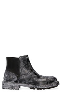 Leather Chelsea boots, Chelsea boots Dolce & Gabbana man