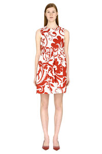 Jackie printed cotton dress, Printed dresses La DoubleJ woman