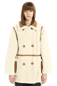 Chloe faux sheepskin jacket, Faux Fur and Shearling Stand Studio woman