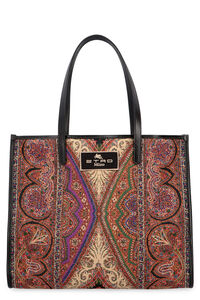 Tote bag Old School in tela, Tote Etro woman