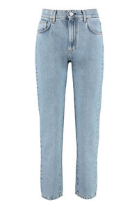 Lizzie 5-pocket jeans, Straight Leg Jeans Amish woman