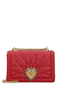 Devotion quilted leather mini-bag, Shoulderbag Dolce & Gabbana woman