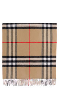 Sciarpa double-face in cachemire, Sciarpe Burberry woman