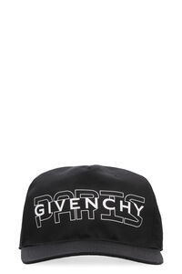 Logo baseball cap, Hats Givenchy man