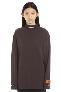 Long sleeve t-shirt, Long sleeved Heron Preston woman