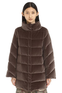 Velvet down jacket, Down Jackets Etro woman