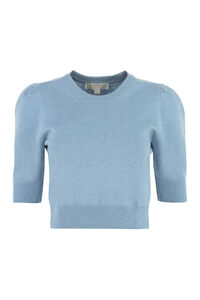 Knitted top, Crew neck sweaters MICHAEL MICHAEL KORS woman