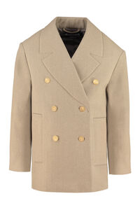 Le Caban double-breasted coat, Overcoats Jacquemus man