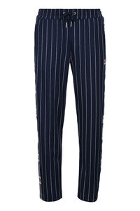 Side logo stripe track-pants, Track Pants Fila man