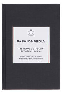 Fashionpedia: The Visual Dictionary of Fashion Design book, Books Fashionary woman