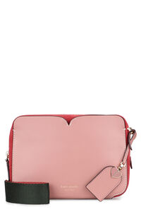 Candid multicolor leather camera bag, Shoulderbag Kate Spade New York woman