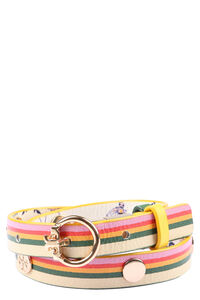 Reversible leather bracelet, Bracelets Tory Burch woman