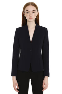 Massimo single-breasted blazer, Blazers Max Mara Studio woman