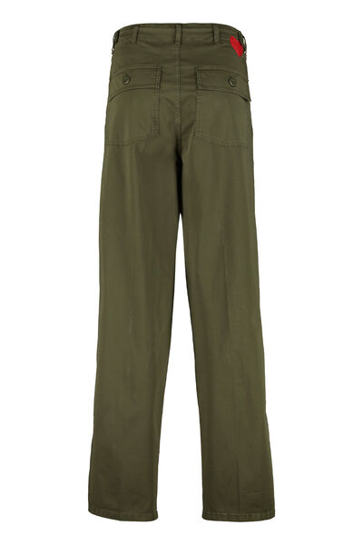 Win cotton trousers