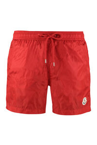 Nylon swim shorts, Swimwear Moncler man