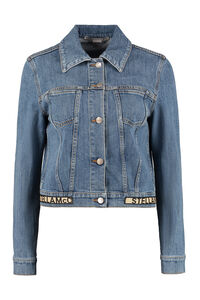 Denim jacket, Denim Jackets Stella McCartney woman