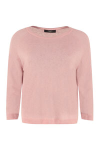 Melodia cashmere pullover, Crew neck sweaters Weekend Max Mara woman