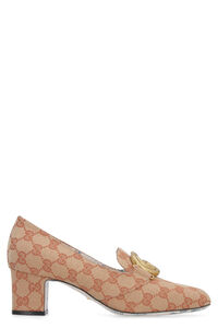 Original GG fabric pumps with logo, Pumps Gucci woman