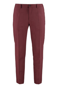 Stretch wool trousers, Formal trousers Dolce & Gabbana man
