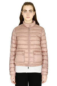 Lans full zip padded jacket, Down Jackets Moncler woman