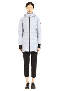 Ellison full zip padded hooded jacket, Down Jackets Canada Goose woman
