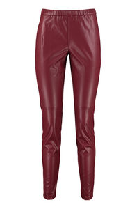 Faux leather trousers, Leather pants MICHAEL MICHAEL KORS woman