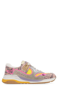 Sneakers Ultrapace in pelle e tessuto, Sneakers basse Gucci woman